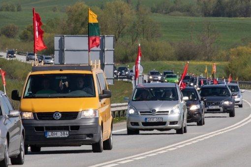"""""""Šeimos gynimo maršo"""" organizatoriai vėl negavo leidimo mitinguoti"""