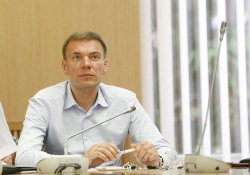 M. Puidokas apkaltino Seime patyręs STT agentų smurtą