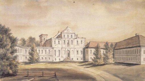 Šiandien sunku patikėti: prieš kelis amžius Jiezno rūmai galėjo prilygti Versaliui ar Nesvyžiui