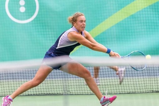 Šiaulių teniso akademijos sportininkių pergalės ITF World Tennis Tour serijos moterų teniso turnyre Vilniuje