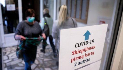 Lietuvą pasiekė dar dvi COVID-19 vakcinų siuntos