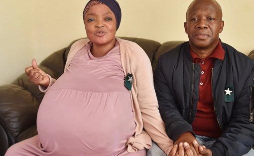 Pribloškė ir medikus: moteris pagimdė 10 kūdikių