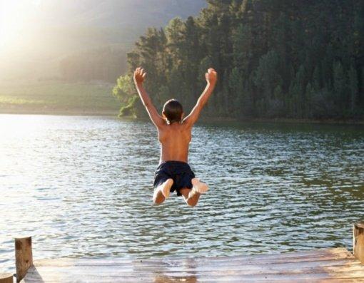 Maudytis Marijampolės vandens telkiniuose saugu