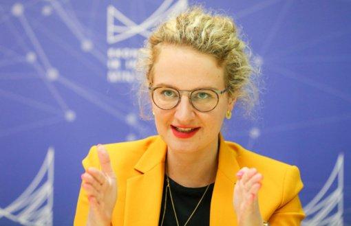 A. Armonaitė jau svarsto apie būsimus rinkimus: Lietuva dar niekada neturėjo vertybiškai liberalaus prezidento