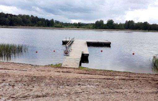 Radviliškio rajono maudyklų vandens kokybė gera