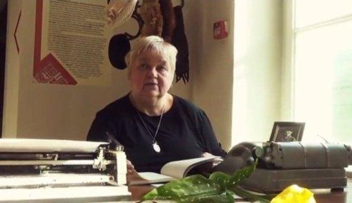 """Šiemetinė """"Poezijos pavasario"""" laureatė – D. Zelčiūtė"""