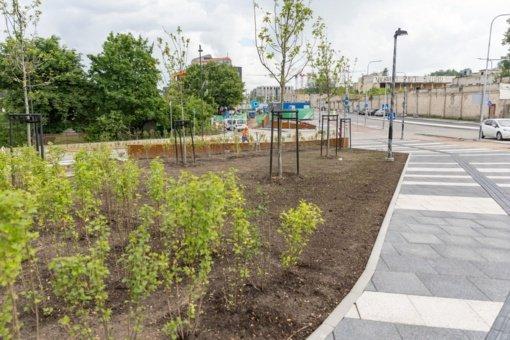 Manufaktūrų gatvės atnaujinimas įgauna pagreitį – saugesnė sankryža, dviračių takai, žaliosios erdvės