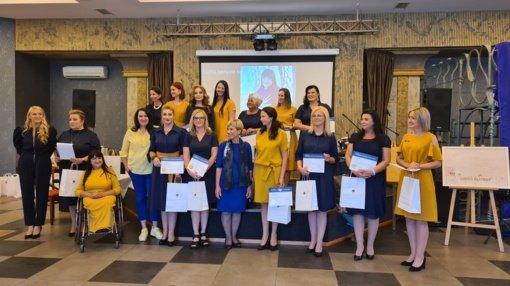 Savaitgalį įnauguruotas Marijampolės moterų LIONS klubas nori matyti plačiau ir veikti daugiau Marijampolės žmonių labui