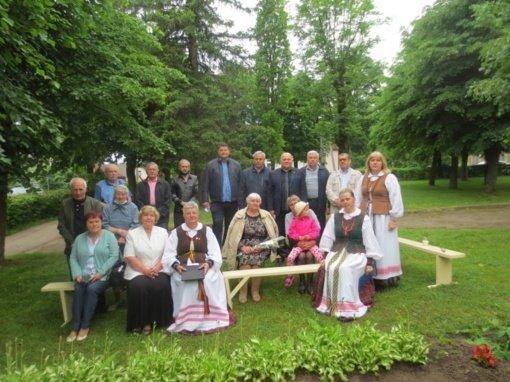 Antalieptėje paminėti pirmieji masiniai trėmimai Lietuvoje