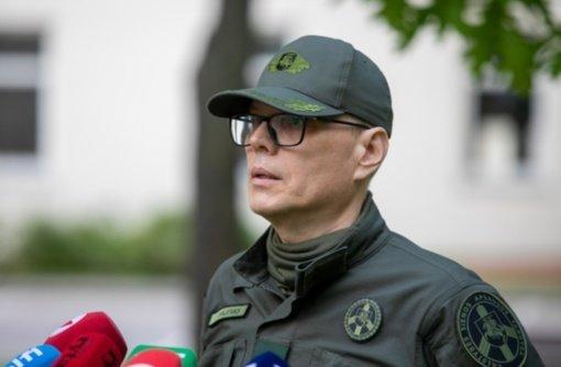 Situacija pasienyje su Baltarusija įtempta: Minske gali būti apie 1,5 tūkst. neteisėtai norinčių patekti migrantų