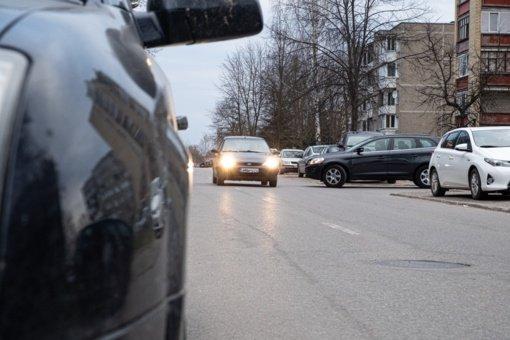 Topolių gatvės rekonstrukcijos pradžia – jau kitą savaitę