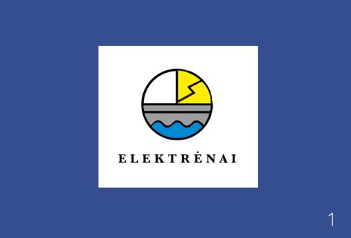 Kviečia išrinkti logotipą, labiausiai tinkantį reprezentuoti Elektrėnus
