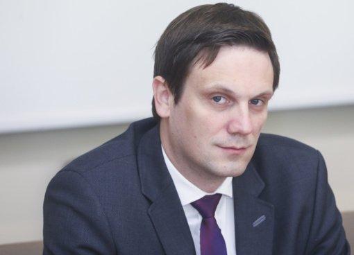 V. Sinkevičius gina T. Tomiliną: jis yra politikas su stuburu, kažkam tai tapo problema