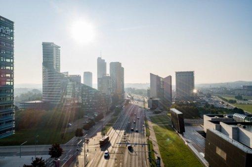 Vilniaus mokesčių politika skatins patoginti miestą