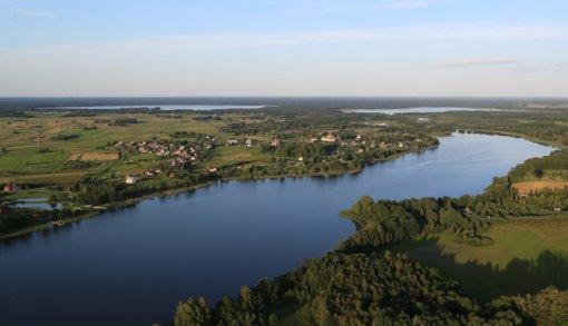 Galuonų ežere laikinai draudžiama maudytis: padidėjo tarša