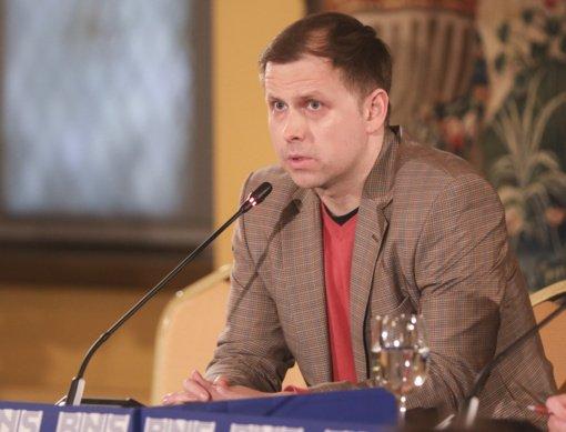 Politologas apie G. Nausėdos patarėjo dialogą su protestuotojais: praleista proga nubrėžti ribą