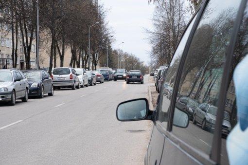 Topolių gatvėje bus ribojamas eismas