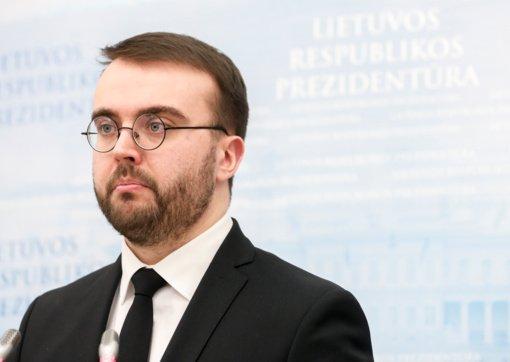 Patarėjas P. Mačiulis: prezidentas nebijo kalbėtis su žmonėmis