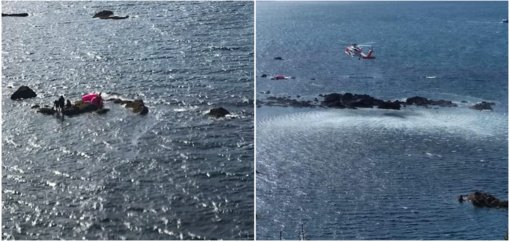Gimtadienis vos nesibaigė tragedija: pripučiamas plaustas 3 draugus nunešė į atvirą jūrą
