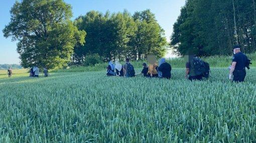 A. Bilotaitė siunčią žinią nelegaliems migrantams: į Lietuvą nėra patogu atvykti