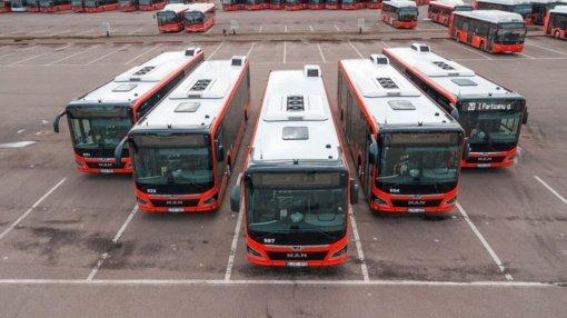 Kauno viešasis transportas imasi naujovių: diegiama patogesnė bilietų sistema – kelionės gali ir atpigti