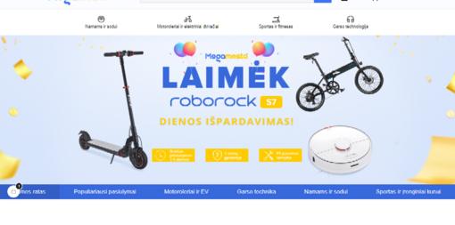 Lietuvoje veiklą pradeda tokia elektronikos parduotuvė, kokios šalyje dar nebuvo