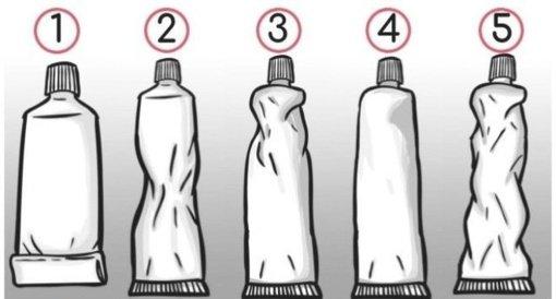 Testas: Kaip atrodo jūsų dantų pastos tūtelė?