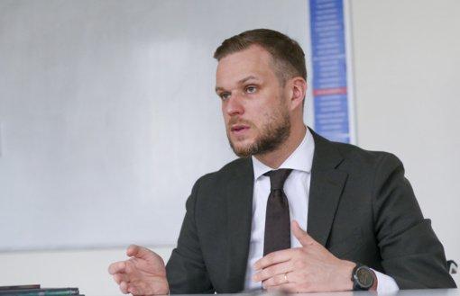 """G. Landsbergis nesistebi """"Globalios Lietuvos"""" apdovanojimų laureatų sprendimu: prezidentas pasirinko tokį kelią"""
