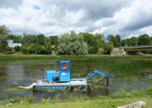Šventosios upė laivybos pramogoms netinkama