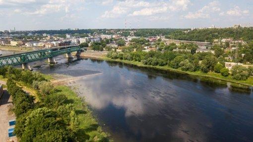 Teršiančios teritorijos padarinius sprendžiantis Kaunas prašo didesnio aplinkosaugininkų įsitraukimo