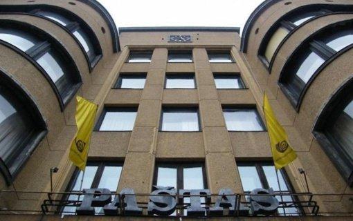 Rengiama diskusija dėl Kauno centrinio pašto pastato likimo
