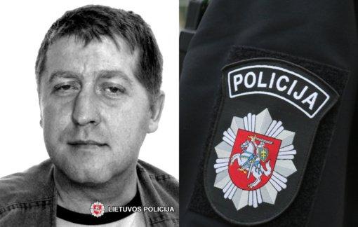 Policija prašo visuomenės pagalbos – dingo vilnietis