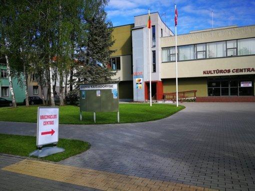 Kaišiadorių vakcinacijos centre Joninių dieną pasiskiepijo  346 asmenys