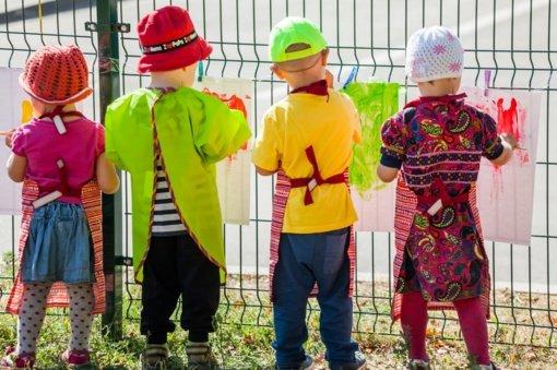 Vilnius patvirtino 2021–2025 m. Šeimos ir vaiko gerovės plėtros planą