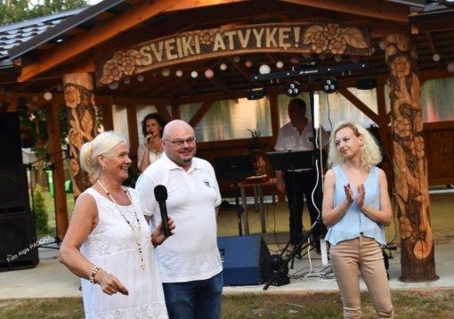 Joninių šventės metu pristatytos atnaujintos Bardiškių kultūros skyriaus patalpos