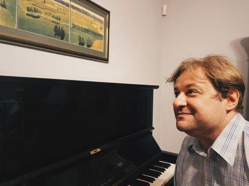 M. K. Čiurlionio namuose-muziejuje Druskininkuose skambės P. Laulo rečitalis
