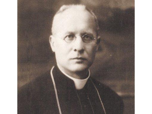 Šilalėje bus įamžintas prelato J. Galdiko kilnus poelgis gelbstint žydus