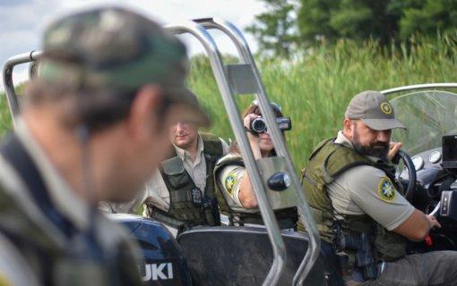Biržų ir Rokiškio rajonuose nustatyta mėgėjų žvejybos pažeidimų