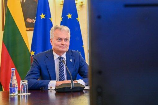 Prezidento susitikime su Lietuvos ambasadoriais – dėmesys šalies saugumo stiprinimui
