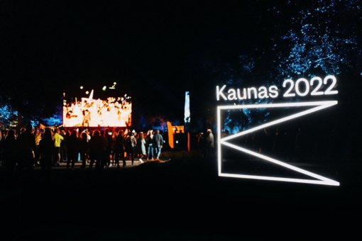 Europos sostine tampantis Kaunas pasiuntė sveikinimų Estijos miestui Tartu