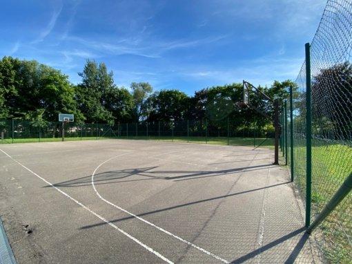 Tauragės rajono gyventojai aktyvų laisvalaikį leis atnaujintose sporto aikštelėse