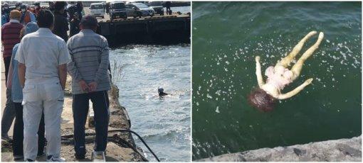 Komiška situacija: supainioję su moterimi gelbėtojus iškvietė vandenyje plūduriavusiai sekso lėlei