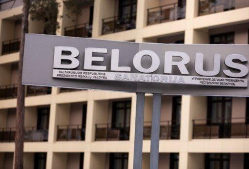 """""""Swedbank"""" atblokavo sanatorijos """"Belorus"""" sąskaitas, ji galės atkurti veiklą"""