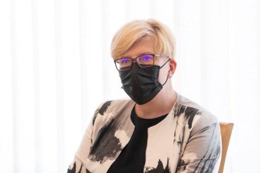Reitingai: politikų, kuriais labiausiai nepasitikima, trejetuke – I. Šimonytė ir du ministrai