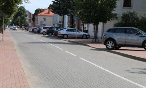 Dėmesio: liepos 6-ąją Tauragėje bus ribojamas eismas