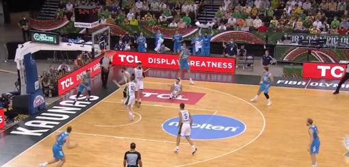 Slovėnijos rinktinė 11 tūkstančių fanų akivaizdoje daužė Lietuvos krepšininkų olimpinę svajonę