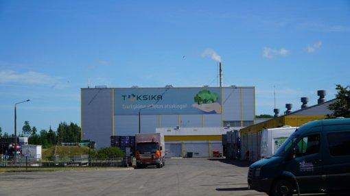 """Pavojingų atliekų tvarkymo įmonėje """"Toksika"""" lankėsi ypatingi svečiai (II dalis)"""