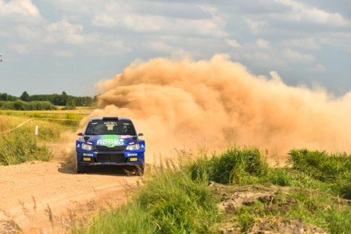 """""""Orlen Lietuva Rally 2021"""" rebusus greičiausiai išsprendė V. Žala"""