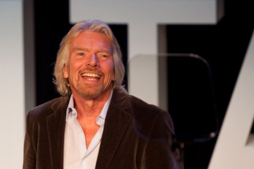 Milijardierius R. Bransonas sekmadienį pakilo į kosmosą
