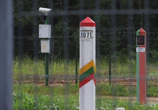 Per parą Lietuvos-Baltarusijos sieną neteisėtai kirto dar 60 migrantų